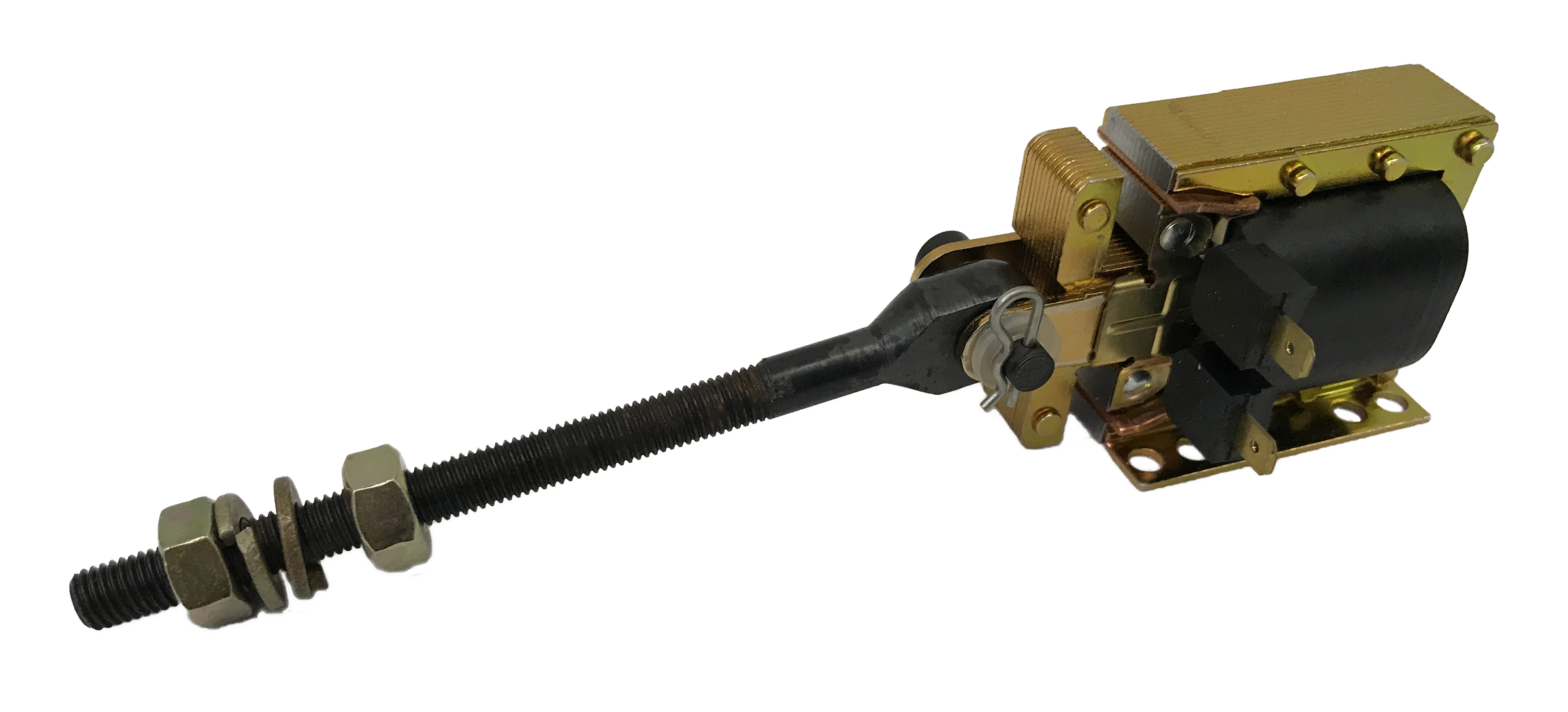 PulseRam Custom Solenoid with the Bolt