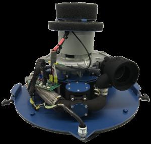 pulseram vacuum motor