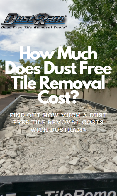 tile removal costs