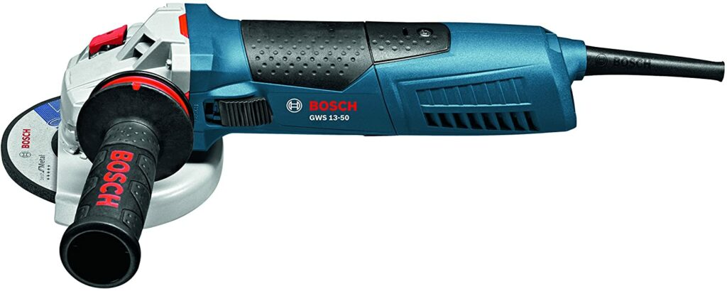 angle grinder 5 inches