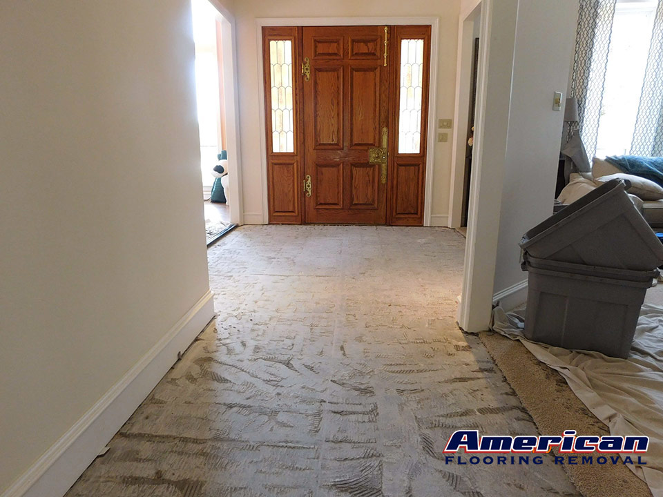 dallas dustless tile flooring removal