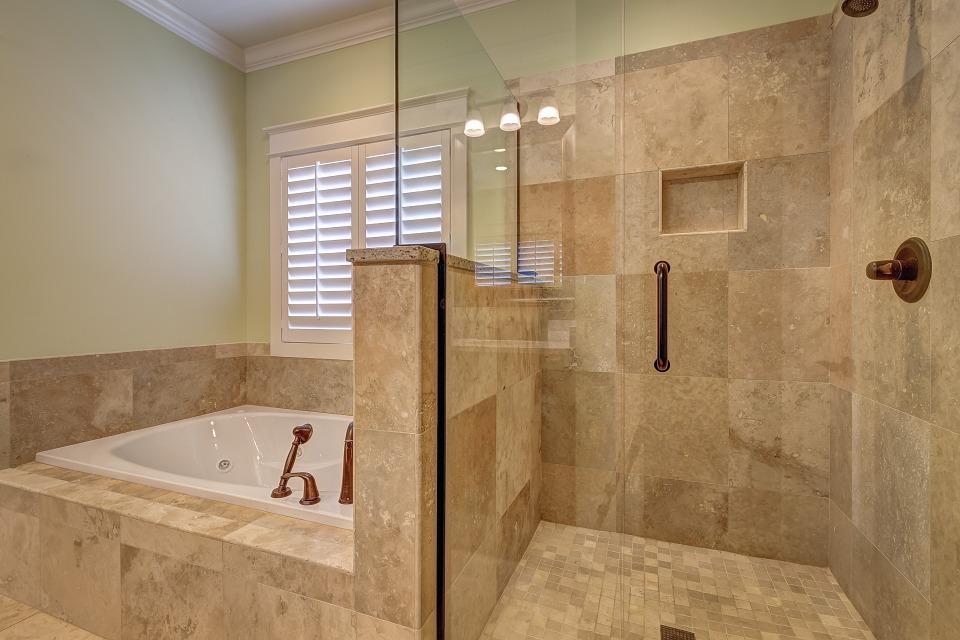bathroom tile removal company