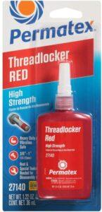 strength permatex threadlocker