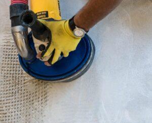 dustram tile removal machine